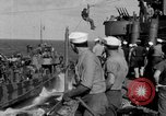 Image of Survivors of the USS Hornet Pacific Ocean, 1942, second 12 stock footage video 65675049023