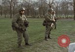 Image of United States 129th Infantry Chicago Illinois USA, 1968, second 7 stock footage video 65675049029