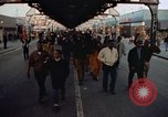 Image of African American gangs Chicago Illinois USA, 1968, second 12 stock footage video 65675049034