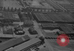 Image of Dachau concentration camp immediately after liberation Bavaria Germany, 1945, second 8 stock footage video 65675049038