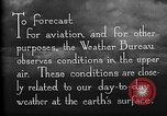 Image of weather kites United States USA, 1925, second 6 stock footage video 65675049046