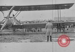 Image of round the world fliers Washington DC USA, 1924, second 7 stock footage video 65675049054