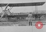 Image of round the world fliers Washington DC USA, 1924, second 8 stock footage video 65675049054