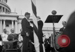 Image of President Calvin Coolidge Washington DC USA, 1927, second 12 stock footage video 65675049063