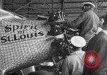 Image of Spirit of Saint Louis United States USA, 1927, second 12 stock footage video 65675049064