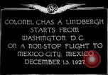 Image of Charles Lindbergh Washington DC USA, 1927, second 1 stock footage video 65675049066