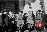 Image of General John J Pershing Washington DC USA, 1921, second 1 stock footage video 65675049071