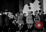 Image of General John J Pershing Washington DC USA, 1921, second 2 stock footage video 65675049071