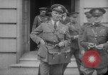 Image of General William Mitchell United States USA, 1925, second 5 stock footage video 65675049081