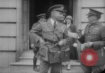 Image of General William Mitchell United States USA, 1925, second 6 stock footage video 65675049081