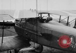 Image of pilot France, 1918, second 2 stock footage video 65675049086