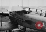 Image of pilot France, 1918, second 3 stock footage video 65675049086