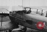 Image of pilot France, 1918, second 5 stock footage video 65675049086