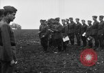 Image of Eddie Rickenbacker Souilly France, 1918, second 6 stock footage video 65675049093
