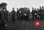 Image of Eddie Rickenbacker Souilly France, 1918, second 8 stock footage video 65675049093
