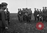 Image of Eddie Rickenbacker Souilly France, 1918, second 9 stock footage video 65675049093