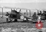 Image of Sopwith Camel bombers Berques France, 1918, second 1 stock footage video 65675049097