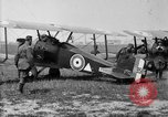 Image of Sopwith Camel bombers Berques France, 1918, second 2 stock footage video 65675049097