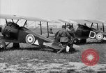 Image of Sopwith Camel bombers Berques France, 1918, second 4 stock footage video 65675049097