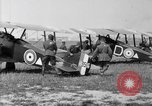 Image of Sopwith Camel bombers Berques France, 1918, second 5 stock footage video 65675049097