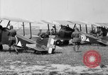 Image of Sopwith Camel bombers Berques France, 1918, second 6 stock footage video 65675049097