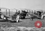 Image of Sopwith Camel bombers Berques France, 1918, second 7 stock footage video 65675049097