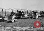 Image of Sopwith Camel bombers Berques France, 1918, second 8 stock footage video 65675049097