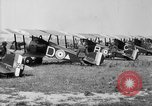 Image of Sopwith Camel bombers Berques France, 1918, second 10 stock footage video 65675049097