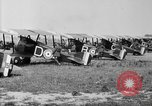 Image of Sopwith Camel bombers Berques France, 1918, second 11 stock footage video 65675049097
