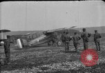 Image of British DH-4 aircraft France, 1918, second 1 stock footage video 65675049105