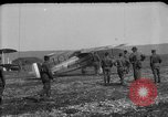 Image of British DH-4 aircraft France, 1918, second 2 stock footage video 65675049105