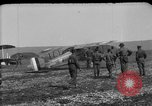 Image of British DH-4 aircraft France, 1918, second 3 stock footage video 65675049105