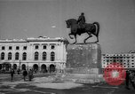 Image of bomb wreckage Bucharest Romania, 1944, second 3 stock footage video 65675049112