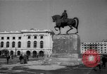 Image of bomb wreckage Bucharest Romania, 1944, second 4 stock footage video 65675049112