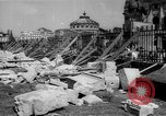 Image of bomb wreckage Bucharest Romania, 1944, second 11 stock footage video 65675049112