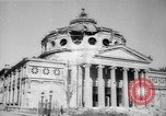 Image of bomb wreckage Bucharest Romania, 1944, second 12 stock footage video 65675049112