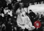 Image of Pope Pius XII Vatican City Rome Italy, 1956, second 10 stock footage video 65675049134