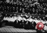 Image of Pope Pius XII Vatican City Rome Italy, 1956, second 12 stock footage video 65675049134