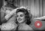 Image of Miss Universe United States USA, 1956, second 10 stock footage video 65675049135