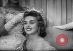 Image of Miss Universe United States USA, 1956, second 12 stock footage video 65675049135