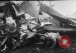 Image of C-124 crash Japan, 1953, second 7 stock footage video 65675049151