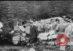 Image of C-124 crash Japan, 1953, second 9 stock footage video 65675049151