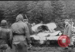 Image of C-124 crash Japan, 1953, second 12 stock footage video 65675049151