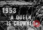 Image of Queen Elizabeth II Coronation London England United Kingdom, 1953, second 1 stock footage video 65675049153