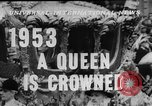Image of Queen Elizabeth II Coronation London England United Kingdom, 1953, second 2 stock footage video 65675049153