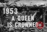 Image of Queen Elizabeth II Coronation London England United Kingdom, 1953, second 5 stock footage video 65675049153