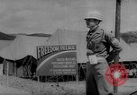 Image of Korean War armistice signing Panmunjom Korea, 1953, second 7 stock footage video 65675049154