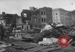 Image of American Airlines crash in Elizabeth residential area Elizabeth New Jersey USA, 1952, second 2 stock footage video 65675049157