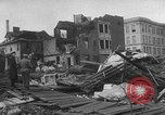 Image of American Airlines crash in Elizabeth residential area Elizabeth New Jersey USA, 1952, second 3 stock footage video 65675049157