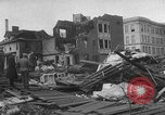 Image of American Airlines crash in Elizabeth residential area Elizabeth New Jersey USA, 1952, second 4 stock footage video 65675049157